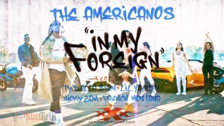 Arti Lirik In My Foreign The Americanos Terjemahan