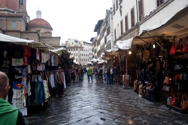 Mercato di San Lorenzo em Florença