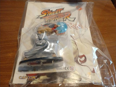 packaging coleccion street fighter altaya