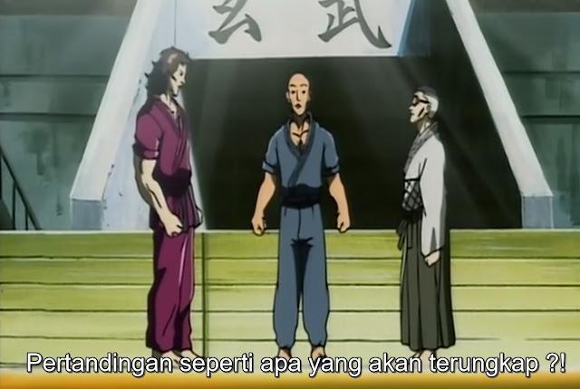Baki The Grappler Episode 37 Subtitle Indonesia