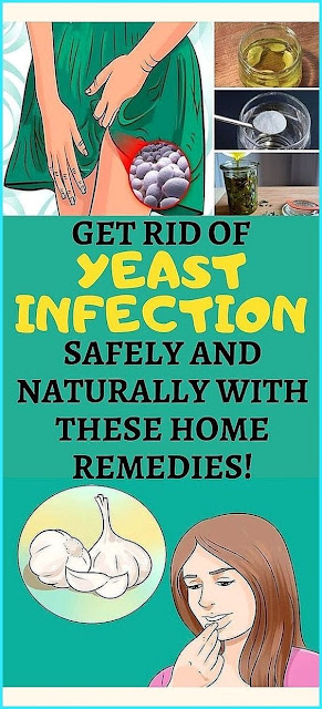 Get Rid of Those Nasty Yeast Infections at Home With These Remedies