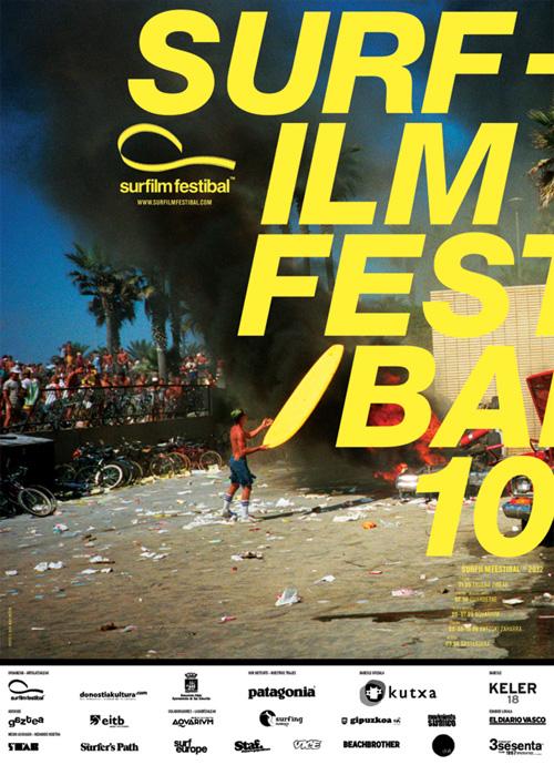 Programación del Surfilm Festibal 2012  - Donosti, San Sebastián