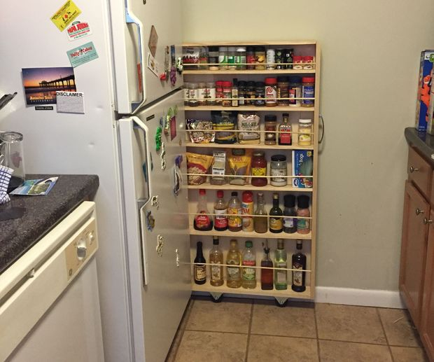 Renew Kitchen Cupboards With Roll On