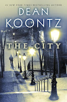 The City by Dean Koontz book cover