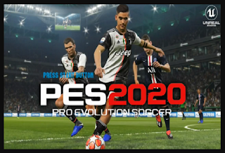 Download PES 2020 English Version ISO PPSSPP