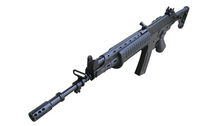 SS1-V1 Kal. 5.56 mm