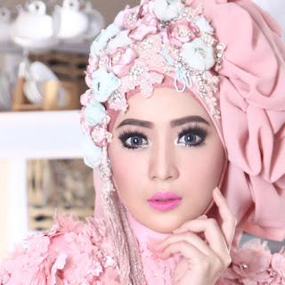Model Hijab Kebaya Pengantin