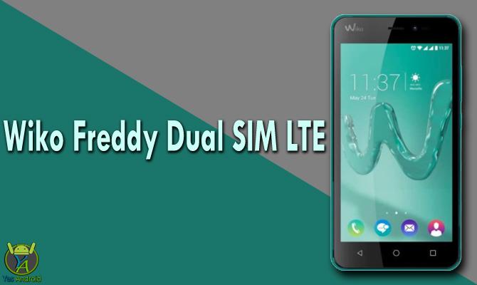 Wiko Freddy Dual SIM LTE Full Specs Datasheet