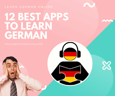 12 best apps to learn German - learn german online