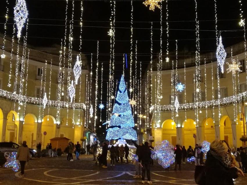 Illuminazione Di Natale 2018 A Caserta - 28/12/2018 ( FotoGallery )