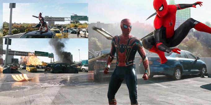 """VIDEO: Escenas de """"El Hombre Araña: Sin Camino a Casa"""" filmadas en el Alto Manhattan y El Bronx acumularon 355.5 millones de vistas en 24 horas"""