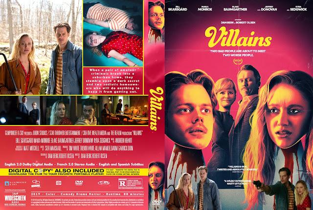 Villains DVD Cover