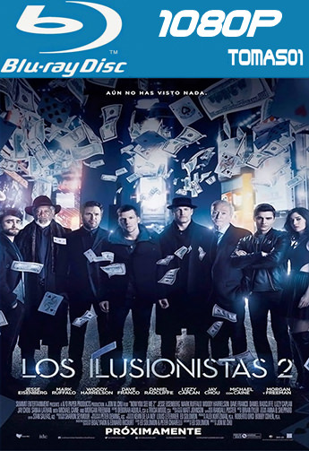 Los ilusionistas 2 (2016) BRRip 1080p