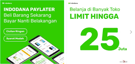 Aplikasi kredit hp tanpa dp - indodana