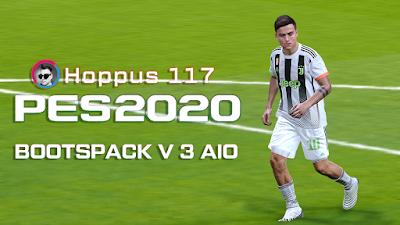 PES 2020 Bootpack V3 AIO by Hoppus117