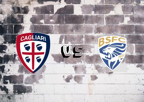 Cagliari vs Brescia   Resumen