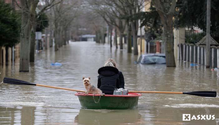 16 Arti Mimpi Banjir Beserta Tafsir, Makna, dan Penjelasanya
