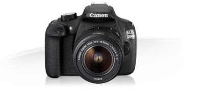 Spesifikasi dan Harga Kamera Canon 1200d