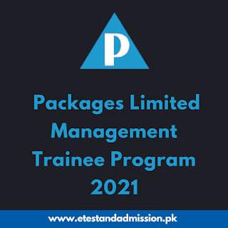 Packages Limited Management Trainee Program 2021