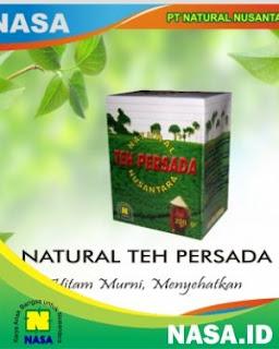 Natural Teh Persada teh hitam alami 200gr