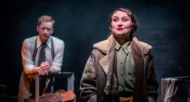 REVIEW: Lone Flyer at the Watermill, Newbury