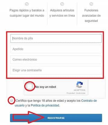 Cómo Registrar Coinbase Exchange para comprar criptomoneda ENJ
