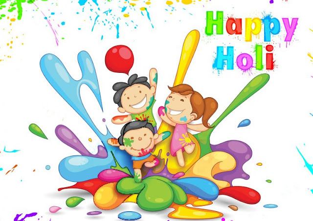 Happy Holi Images HD Wallpapers Free Download 15