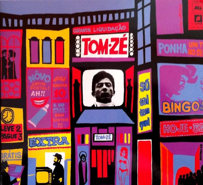 """Tom Zé - """"Grande liquidação"""" [1968]"""