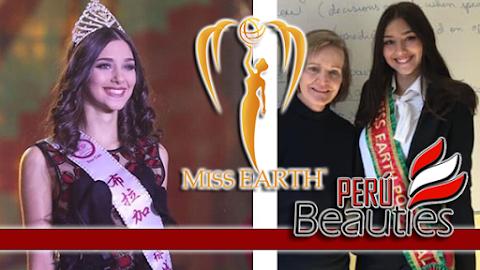 Bruna Silva es Miss Earth Portugal 2019