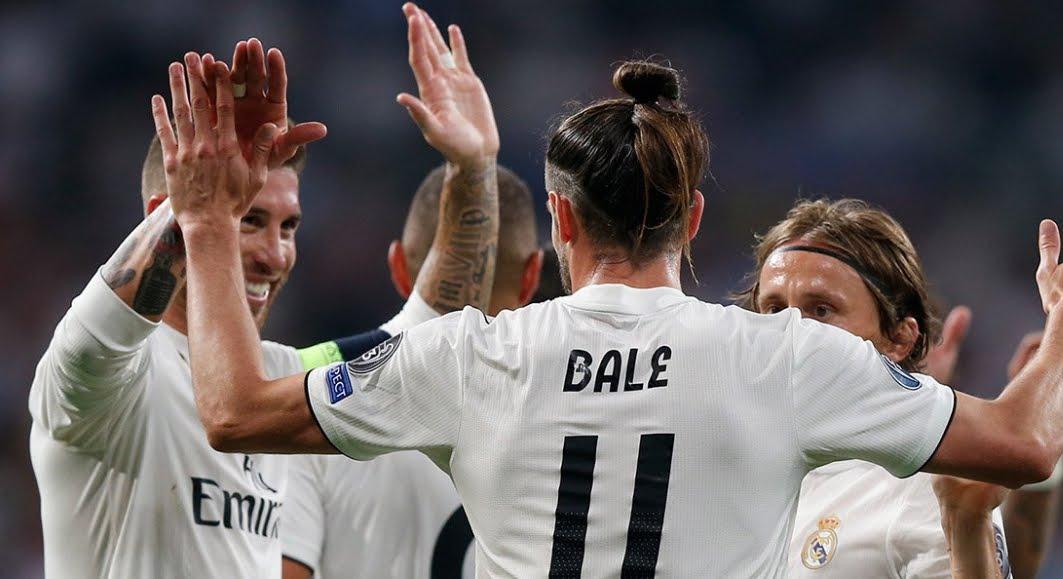 Real Madrid batte Roma 3-0, risultato firmato Isco Bale e Diaz.