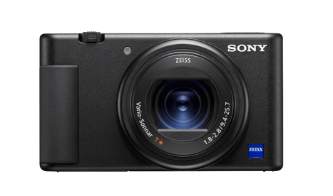 Sony Electronics Introduces the Digital Camera ZV-1