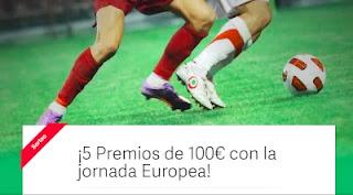 Paf 5 Premios 100€ jornada Europea 8-11 marzo 2021