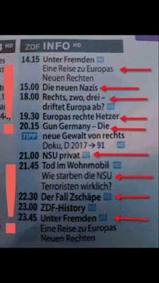 Программа передач в Германии