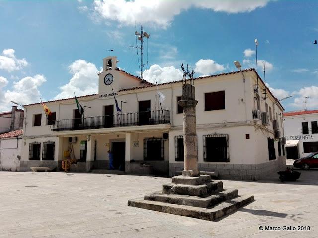 SAUCEDILLA, CÁCERES. ESPAÑA