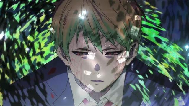 Akihito Kanbara ( Kyoukai no Kanata ) - Top Immortal Anime Characters