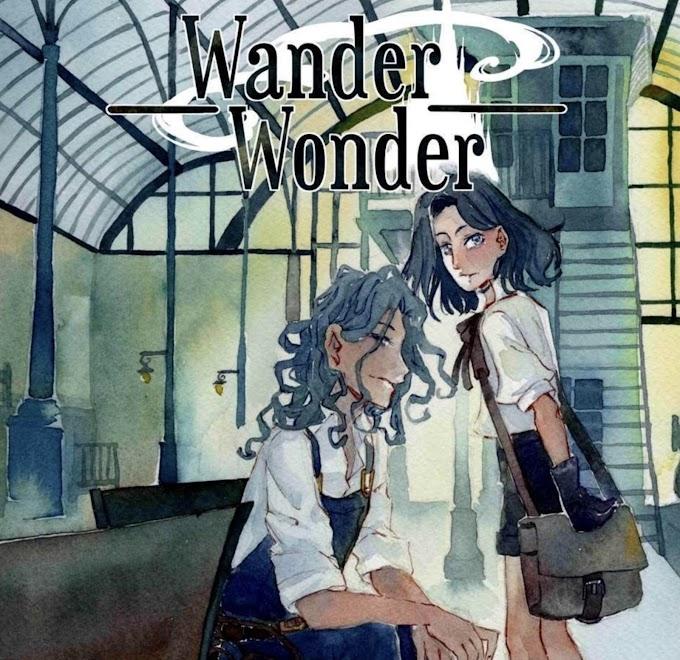 Lançamento Arte BR: Wander Wonder - Cap 01