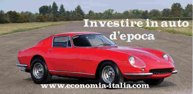 Come e dove Investire in auto d'epoca e moto storiche: conviene? Guida completa