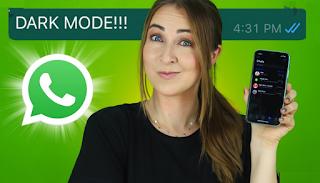 Cara Mengaktifkan Mode Gelap di WhatsApp (iOS) dengan mudah