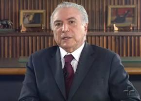 Prisão de Lula pode criar instabilidade no país, diz Temer