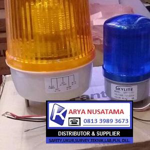 Jual Lampu Rotary Truk Putar LED 6 Inch di Malang