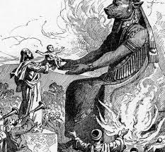 dios-babilonico-Moloch-Baal-dioses antiguedad