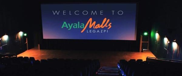Ayala Malls Legazpi Cinema