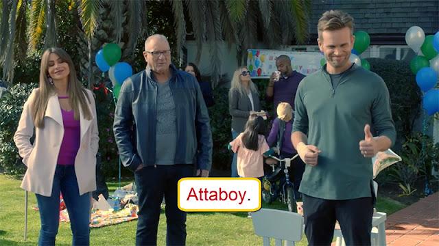 Arti Attaboy
