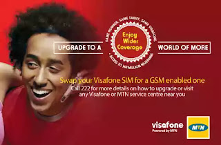 how to migrate your visafone line to mtn