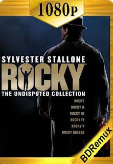 Rocky (1976-2006) Colección [1080p REMUX] [Latino-Inglés] [GoogleDrive]