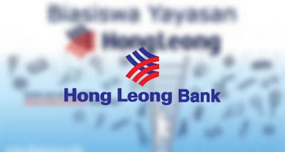 Permohonan Biasiswa Hong Leong 2020 Online (Borang)