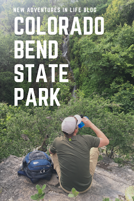 Weekend at Colorado Bend State Park