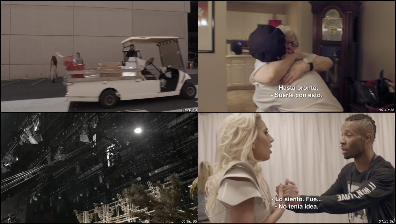 Gaga: Five Foot Two 2017