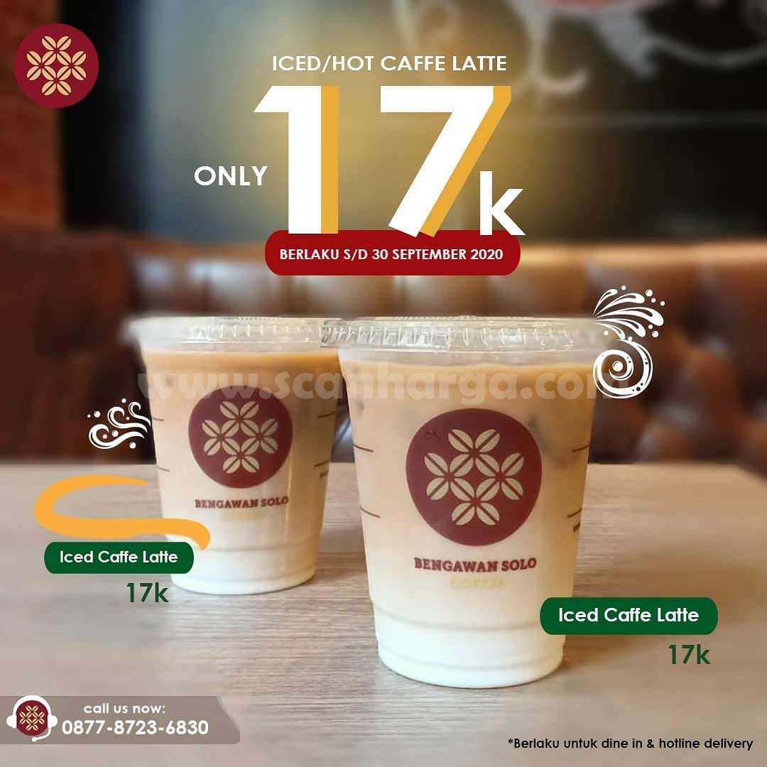 Promo Bengawan Solo Coffee September 2020