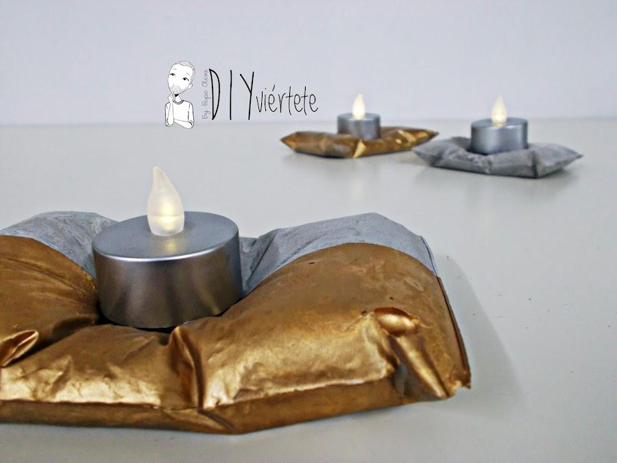 DIY-PINTYPLUS-handbox-ideas-decoración-candelabros-velas-almohada-cojín-cemento-oro-dorado-bolsa-bolsita-saquito-gold-evolution-2